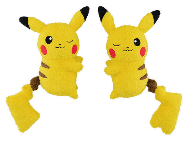 37946_POKEMON SUN _ MOON RELAXING TIME BIG PLUSH-PIKACHU(MALE)・PIKACHU(FEMALE)-.jpg